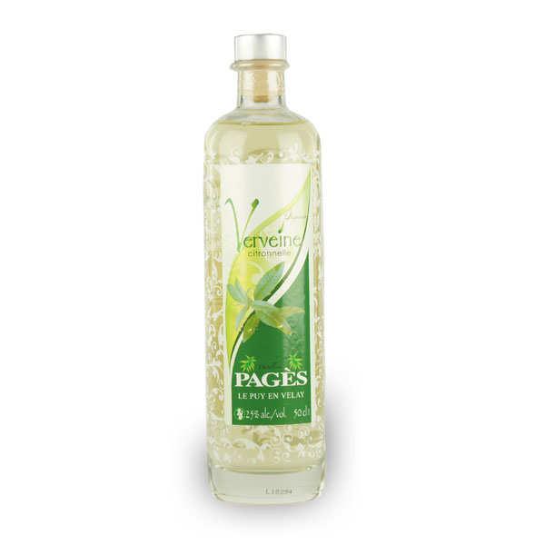 Verveine citronnelle - 25%