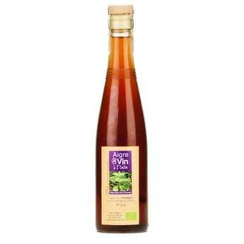 Aigre-doux Sud Cévennes - Vinaigre artisanal à l'ortie bio sans sulfites