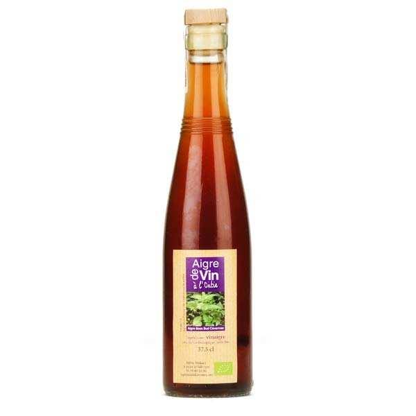 Vinaigre artisanal à l'ortie bio sans sulfites