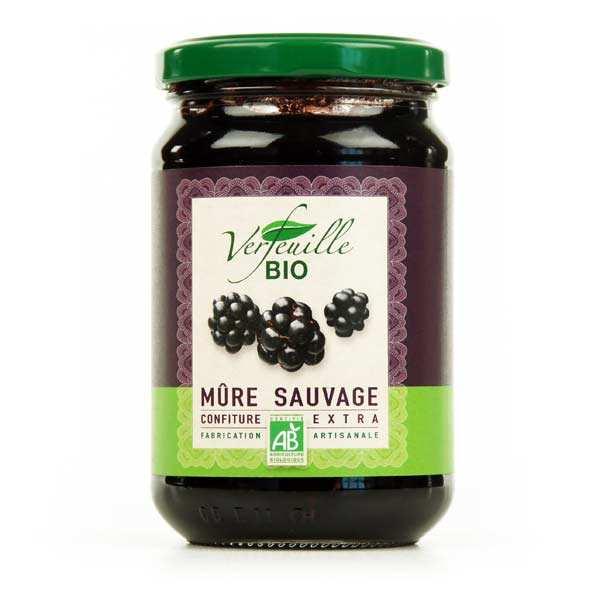 Blackberry jam from Cévennes