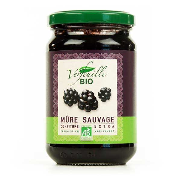 Blackberry jam from Cévennes