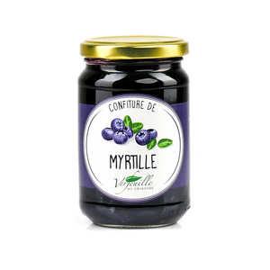 Verfeuille - Blueberry jam from Cévennes