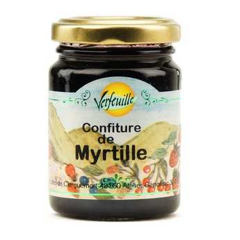 Verfeuille - Blueberry jam from Cévennes