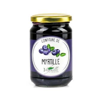 Verfeuille - Confiture de myrtille des Cévennes