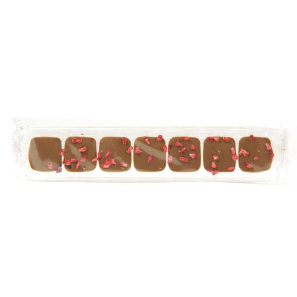 Amuse bouche - Chocolat Amaretto - Myrtille