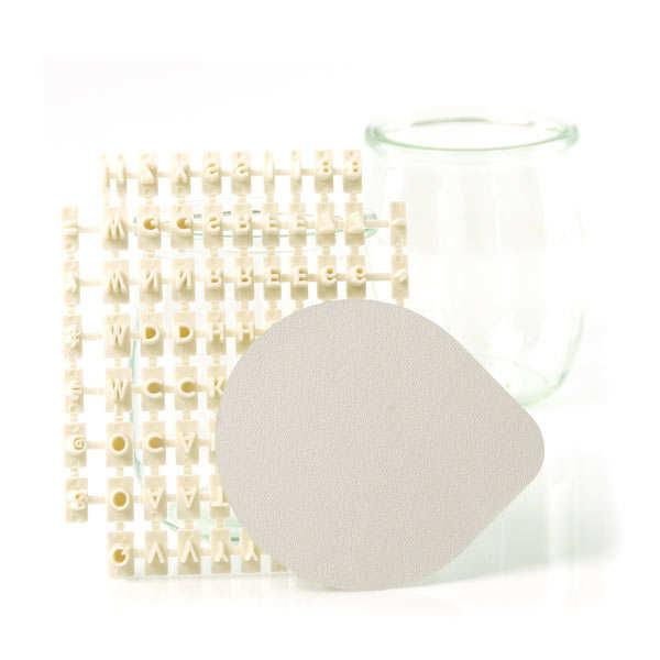 Opercules pour pots de yaourts