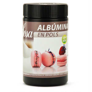 Sosa ingredients - Powdered egg whites - 500g