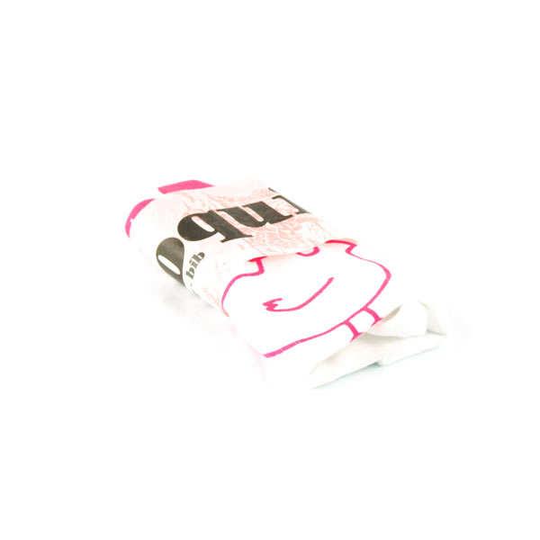 Pink Coquito Bib