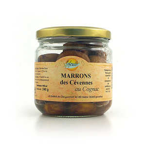 Verfeuille - Organic Chestnuts with cognac