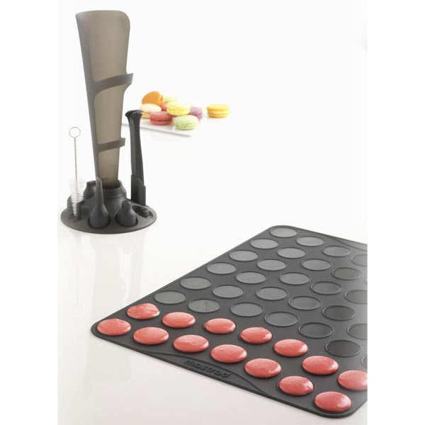 Plaque à macarons classiques en silicone Mastrad (3.8 cm)