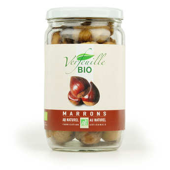 Verfeuille - Organic Natural Chestnuts