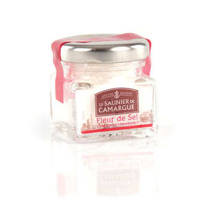 Les Saunier de Camargue - Fleur de sel - French Sea Salt - 25g