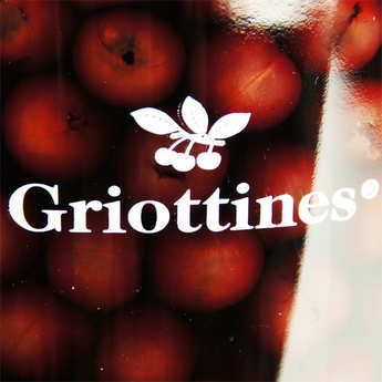 Grandes Distilleries Peureux - Griottines® en bocal de 1L Prestige