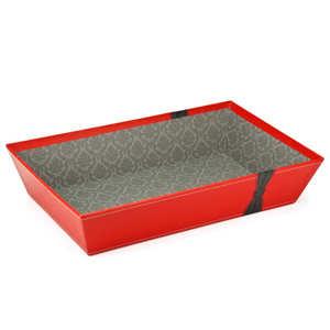 - Rectangular gift box