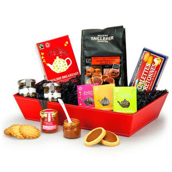 Rectangular gift box