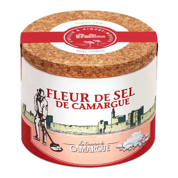 Fleur de sel de Camargue - Boite ronde