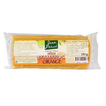 Jean Hervé - Pâte d'amande à l'orange confite -  bio