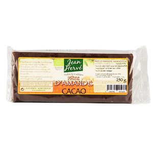 Jean Hervé - Pâte d'amande au cacao - bio