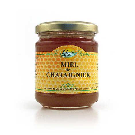 Verfeuille - Miel de châtaignier de Lozère (Cévennes)