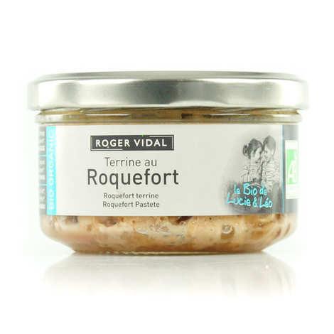 Roger Vidal - Organic Roquefort Terrine