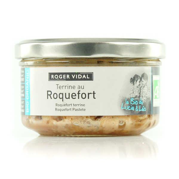 Terrine au Roquefort Bio