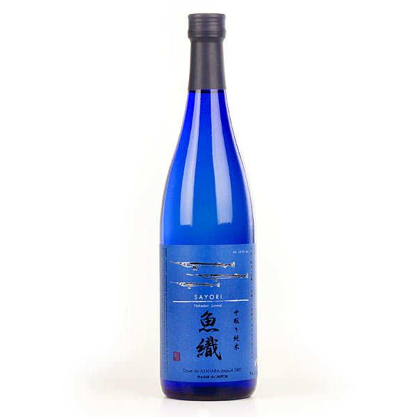Sayori Saké Nakadori Junmai - 14.5%