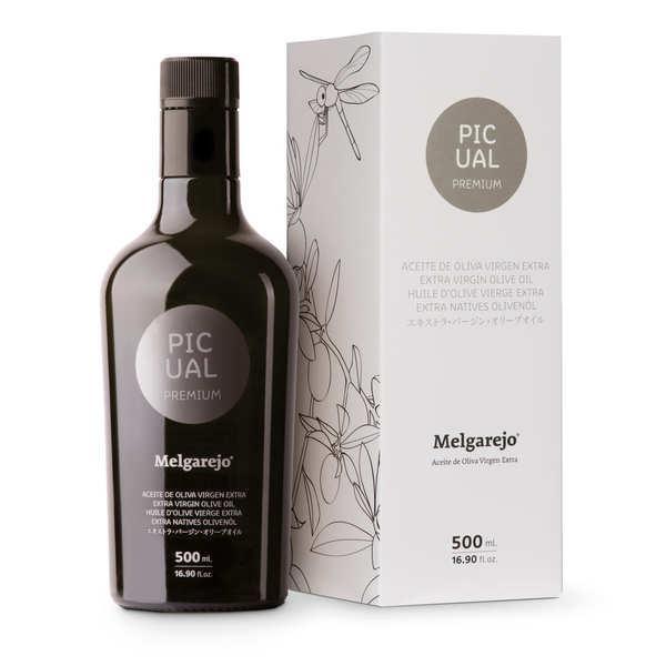 Huile d'olive premium d'Espagne - Melgarejo (variété Picual)