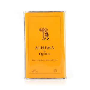 Hacienda Queiles - Alhema de Queiles Olive Oil -Organic