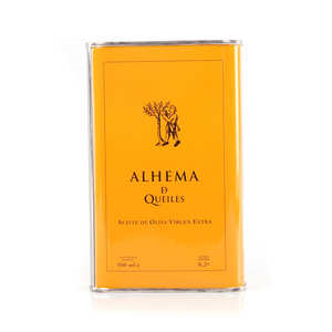Hacienda Queiles - Huile d'olive bio premium d'Espagne Alhema de Queiles