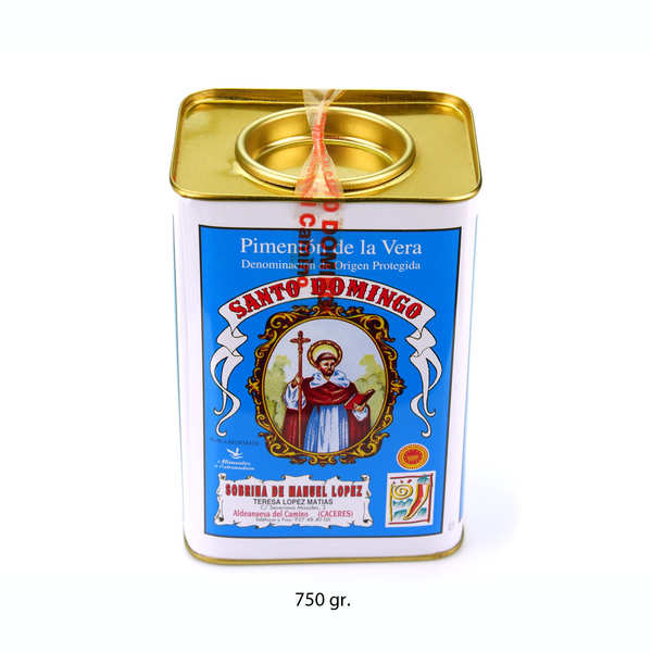 Paprika doux espagnol traditionnel - Pimenton de la Vera