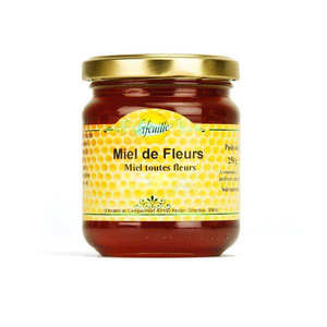 Verfeuille - Miel toutes fleurs