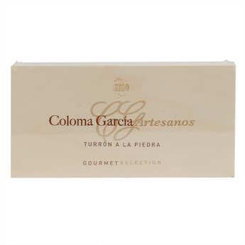 Coloma Garcia Artesanos - Touron artisanal à la meule de pierre (Turrón a la piedra)