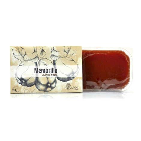 Paiarrop - Pâte de coing espagnole (Membrillo)