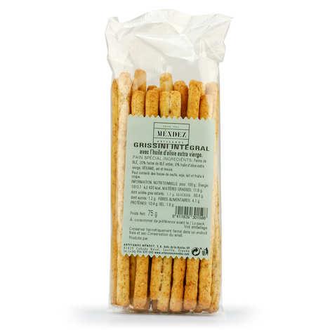 Artesanos Mendez - Palitos (sticks) with full wheat
