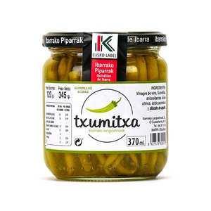 Txumitxa - Piment vert doux Guindilla en saumure (Langostinos de Ibarra)