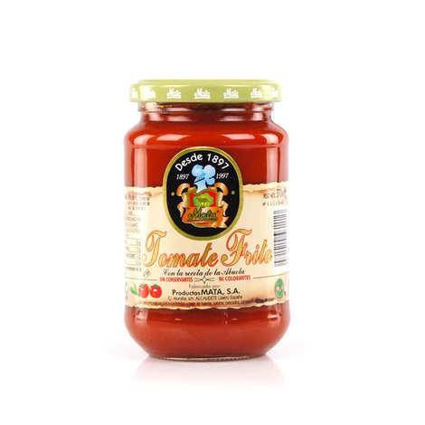 """Mata - Sauce tomate espagnole concentrée """"Tomate Frito Mata"""""""