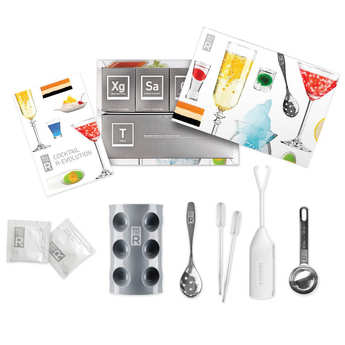 Saveurs MOLÉCULE-R - Molecular Cocktail kit (full kit)