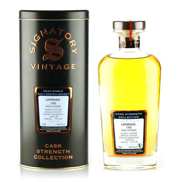 http://produits.bienmanger.com/5769-0w0h0_Signatory_Vintage_Laphroaig_1990_Years_Cask_Strength_Collection.jpg