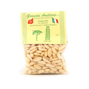Pinoli biologici - Pignons de pin extra de Pise