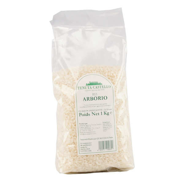 Superfine Arborio Rice