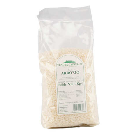 Tenuta Castello - Superfine Arborio Rice