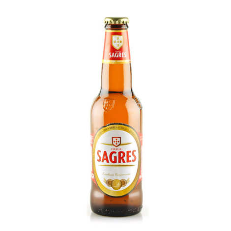 Brasserie Sagres - Sagres - Bière Blonde Portugaise