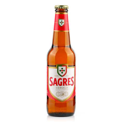Brasserie Sagres - Sagres - Blond Portuguese Beer