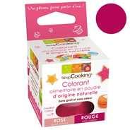ScrapCooking ® - Colorant alimentaire origine naturelle - Rouge