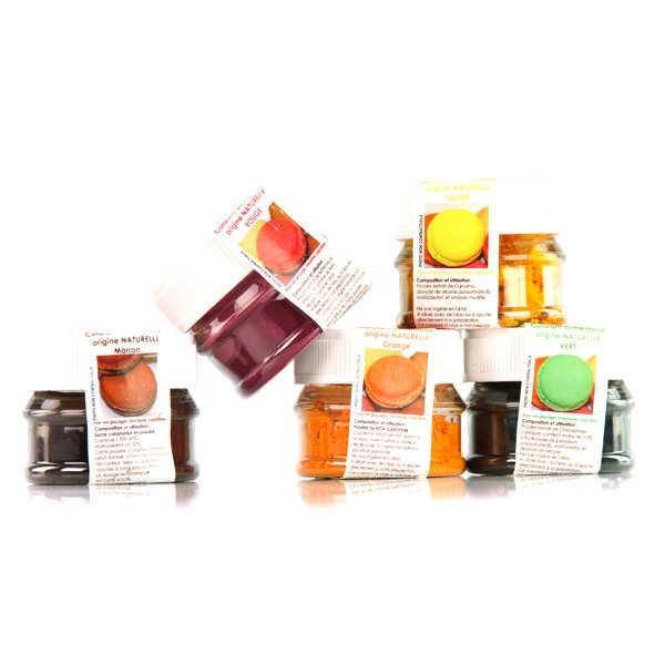 colorant alimentaire origine naturelle vert - Colorant Alimentaire Naturel Bio