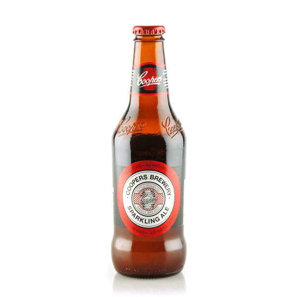 Cooper's Sparkling Ale - Bière Blonde Australienne - 5,8%