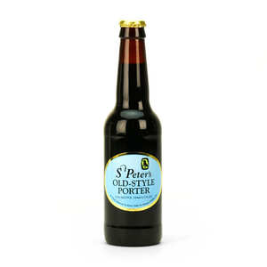 St Peter's Brewery - Blended beer - St Peter's Old Style Porter - 5.1%