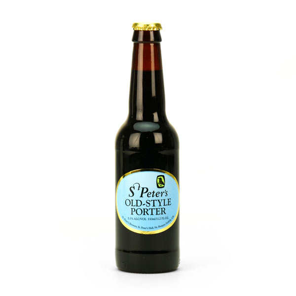 Blended beer - St Peter's Old Style Porter - 5.1%