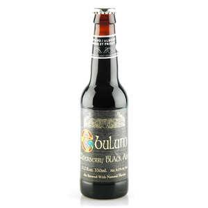 Williams Bros Brewing - Ebulum Black Ale - Bière brune écossaise aux baies de sureau - 6,5%