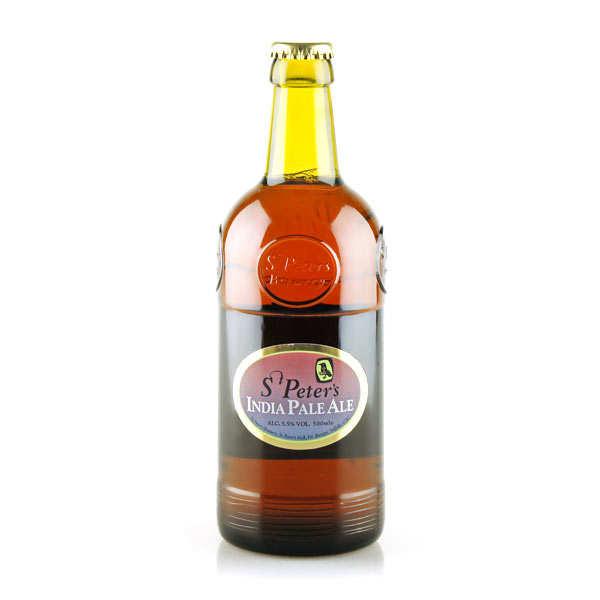 St Peter's India Pale Ale - Bière Anglaise - 5,5%